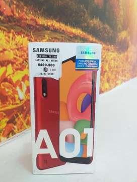 Samsung Galaxy A01 Nuevos