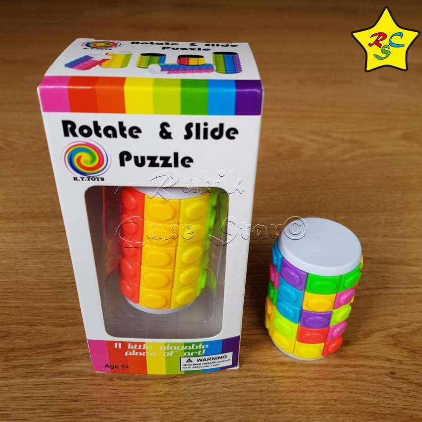 Puzzle Pildora Torre Babylon 5 Capa Rompecabeza Rubik Figdet