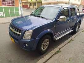 Camioneta en perfecto estado turbo diesel dmax 2010 4x2