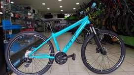 Bicicleta GW jackal 27.5 Talla S 8v Hidraulica