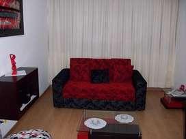 alquilo departamento amoblado con 1 dormitorio