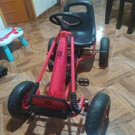 Carro De Pedal Fórmula 1,
