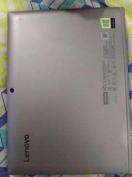 Tablet Lenovo como nueva