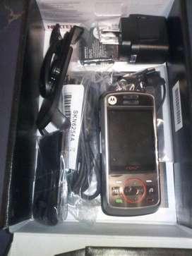 radio nextel i856 slider musica mp3 nuevo sin uso