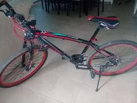 Bicicleta MEILOR 21 velocidades freno a disco