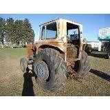 cabina de tractor fiat 700 E y cabina de fhard d 40