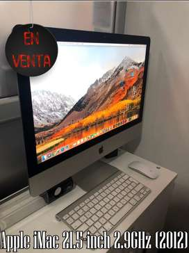 Vendo Mac año 2012