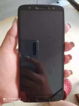 Motorola G6 en perfecto estado