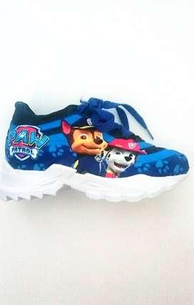 zapatos deportivo pars niños