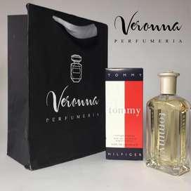 Perfumes Tommy Classic Men De Tommy Hilfiger 100ml Veronna, usado segunda mano  El Chicó