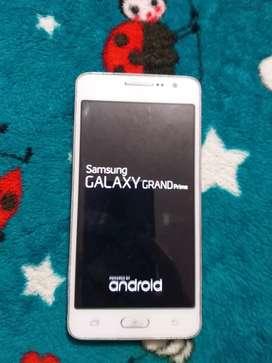 Vendo celular Samsung Galaxia Grand Prime en perfecto estado