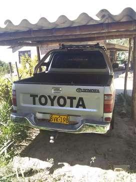 Vendo Toyota ghlraider