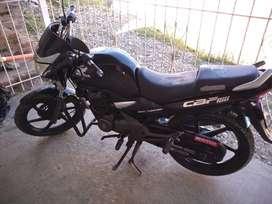 Venta de moto honda cbf 150