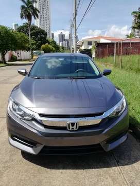 Vendo Honda Civic año 2016
