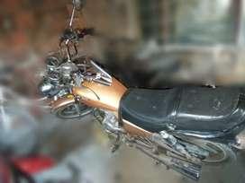 Motomel 150 chopera