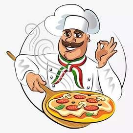 Busco empleo Pizzero con experiencia