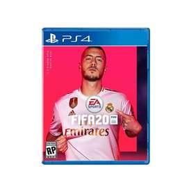FIFA 20 PlayStation PS4 original sellada juego fisico. PROMOCION