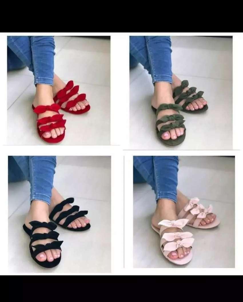 Sandalias Para Damas 0
