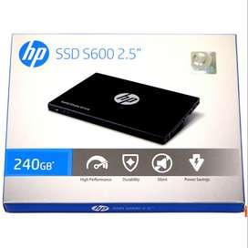 D.D SSD 240 GB HP S600
