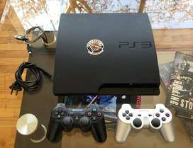 Playstation 3 + 2 Joysticks Sony