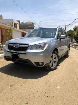Subaru Forester 2014 - Suv