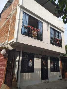 Vendo casa de 2 pisos independientes