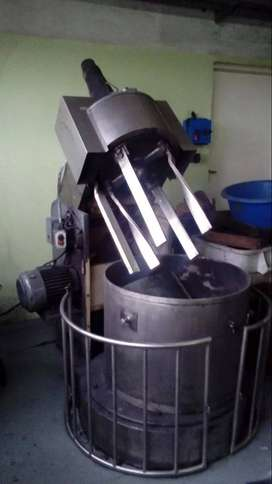 Batidora Ponymixer Alto Rend 300 Litros 10hp A Restaurar
