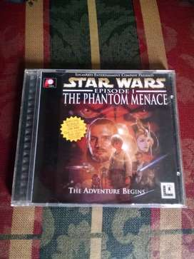 Star Wars Phantom Menace PSX
