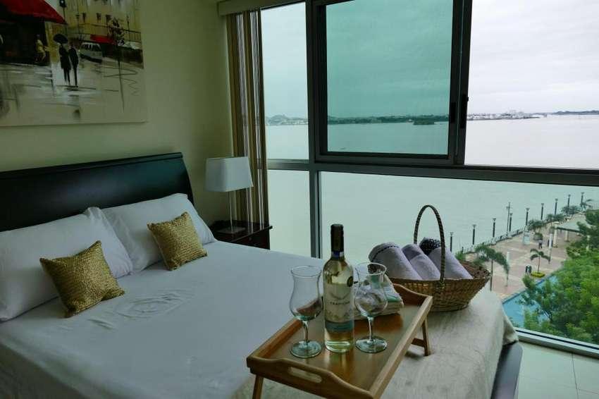 Suites Puerto Santa Ana  Torres Bellini Riverfront Wyndham 0