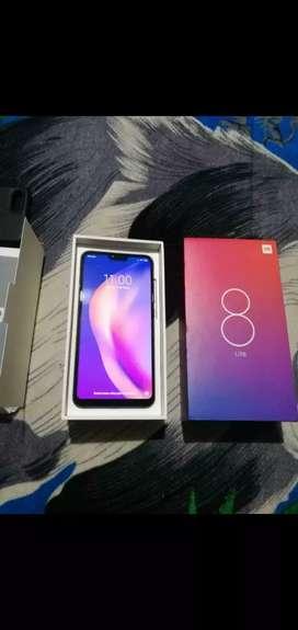 Permuto Xiaomi mi 8 Lite de 128g