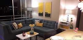 Venta de Sofa en L perfecto estado