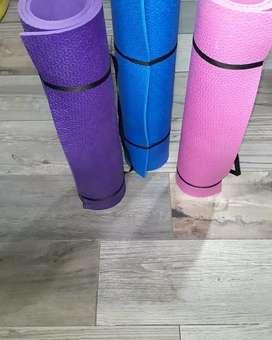Colchoneta yoga 6mm