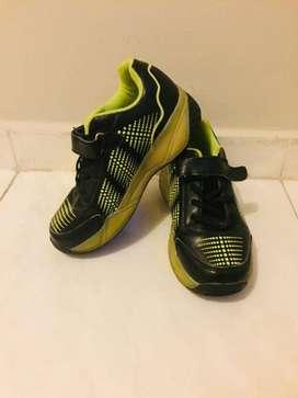 Zapatos con rueda