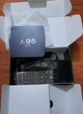 CONVERTIDOR DE TV A SMART TV OTT TV BOX 4K