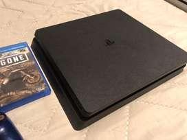 PLAY 4 1 TB 2 juegos y un comtrol