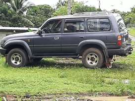 Land cruiser serie 80 año 1993