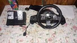 Vendo volante para ps2