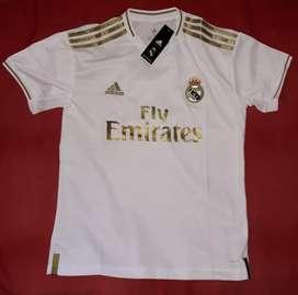 Camiseta Real Madrid Temporada 2019/2020,info en descripción.