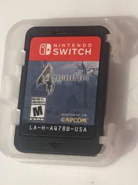 Resident 4 switch