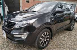 KIA NEW SPORTAGE REVOLUTION LX MT 4X2 MOD 2015