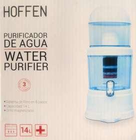 Purificador de agua HOFFEN