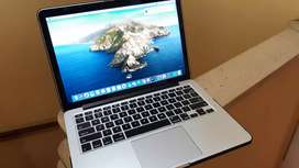 Macbook Pro mid 2014 i5 16gb ram 128SSD retina segunda mano  Parque Chas, Capital Federal