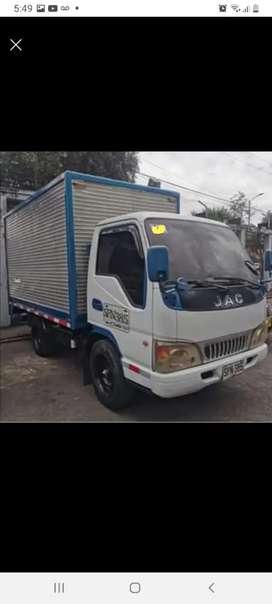 Vendo permuto furgon jac 1035