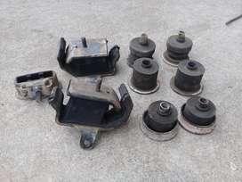 Soportes de motor y carrocería de Nissan Frontier