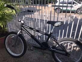 Bicicleta semiprofesional bmx