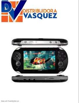 Consola De Video Juegos 4gb Reproductor Mp5