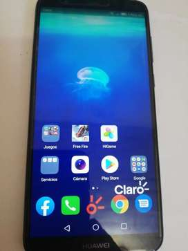 Vendo O Cambio Huawei P Smart 2018 de 32 GB