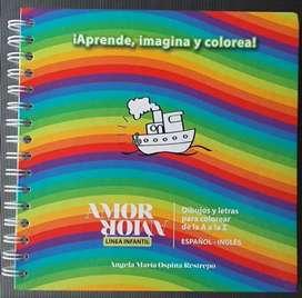 Libro de colorear