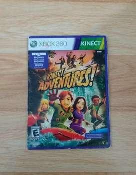 Kinect aventure Xbox 360