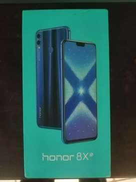 Celular honor x8